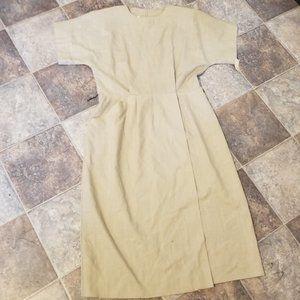 Vintage Leslie Fay Cottagecore Size 18 Dress